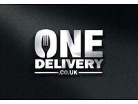 Fast Food Delivery Driver - One Delivery Derby