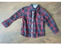 Next boys shirt 3-4yrs