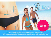 3D Lipo London 30% off, Weight Loss, a powerful advanced alternative to liposuction