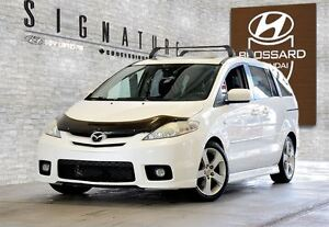 2007 Mazda MAZDA5 GT AUTOMATIQUE A/C CUIR TOIT OUVRANT