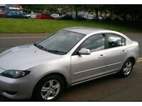 **DIESEL**MAZDA 3 TS (05PLATE)**4 DRS SALOON EXCELLENT CONDITION