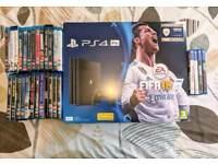 PS4 PRO 1TB & BLU-RAY BUNDLE £400