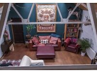 Location photo/film shoot Hire Spare - Characterful Warehouse conversion