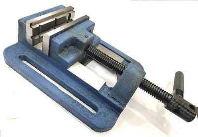 Small Drill Vice Vise 80 Mm Jaw Width- Clamping Drilling Milling Machine Tools