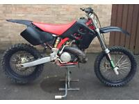 Gas gas ec250 2001 crosser like dt yz cr rs ktm tzr rm dr etc