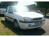 Ford Fiesta Finesse, V reg (2000)