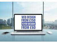 Web Design / Flyer Design /Freelancer /Website Design/Website Developer /Graphic Design
