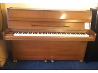 Samick Upright Piano | Modern Size | Walnut | Excellent Condition | Tuned | Autumn Sale!