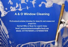 A & O Window Cleaning