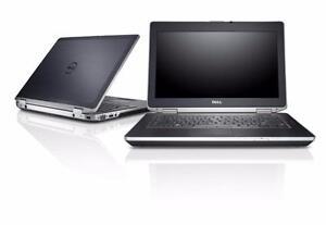 "Dell Latitude E6420 14"" Laptop i5-2540M 2.60GHz 4GB RAM 320GB HD Win7Pro Webcam DVDRW French Keyboard"