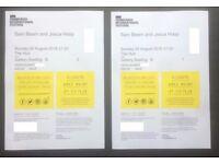 Sam Beam (of Iron & Wine) & Jesca Hoop Edinburgh Festival tickets