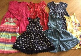 Girls dresses 3-4 years