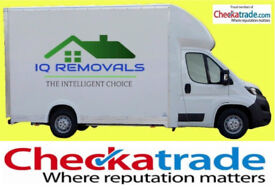 LOWEST COST Removals / Man & Van. CHECKATRADE MEMBER (9.96/10). Glowing references & fully insured.