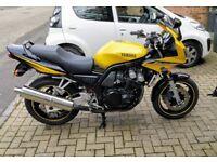 Yamaha FZS 600 FAZER Low mileage, Yellow / Black