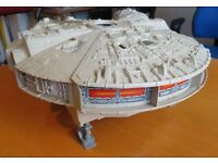 Star Wars Millennium Falcon 1980's