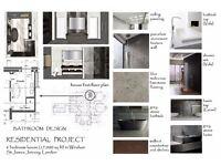 Interior Design/ Interior Architecture Services/ Planning Permissions