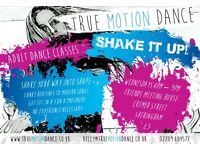 Shake It Up! New Fun, Energetic, Modern, Funky Adult Dance Classes in Sheringham