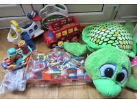 Job Lot Childrens Toys.
