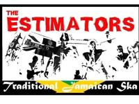 The Estimators, ska band looking for a tenor sax player