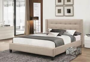 BED FRAMES FOR SALE - GIVE CONTEMPORARY TOUCH TO YOUR BEDROOM (IF103)
