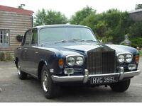 Rolls-Royce Shadow 1972