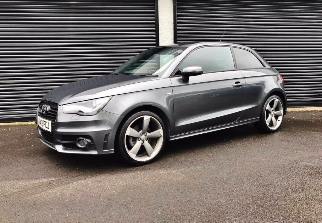 2012 audi a1 2.0 tdi 143 s line black edition 3 door finance