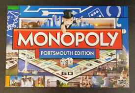 Monopoly Portsmouth Edition - Used Once, Near Mint