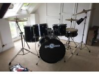 Full Size Drum Kit, Plymouth