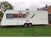 2017 BAILEY CARTAGENA TWIN AXLE CARAVAN - Used for only 7 nights
