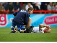 Physio/First Aider Required