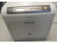 Samsung CLP-610ND Laser Colour Printer