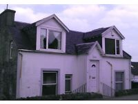 2 Bed flat in Dunoon