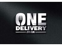 Food Delivery Franchise for sale-One Delivery Slough