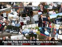 Driving Lessons in London - Over 100 instructors covering London - driveJohnson's driving school