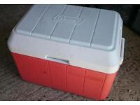 Coleman cool box camping