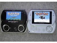 PSP Go 1GB M2 Card -- 3000 Games