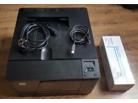 Colour Laser Printer + FREE BLACK TONNER, HP LaserJet PRO 200 Colour M251n Color