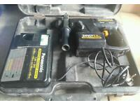 Panasonic hamer drill 24v 3.0ah in good condition! Fully working! Can deliver or post!