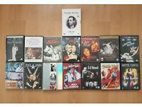 *Special* DVD BUNDLE! Old films selection!