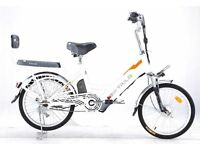 """Delivery 20"""" Electric Bike"""