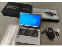 "Asus Laptop - 13.3"" - Windows 10 - i7 - 6GB RAM - 300GB"