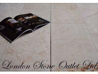Perlato Polished Marble 61cm x 30.5cm x 1.2cm Tiles