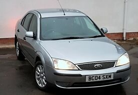 2004 Ford Mondeo 1.8 LX 5dr + CAM BELT DONE !