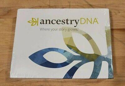 AncestryDNA Kit , Testing Kit , New Sealed Package