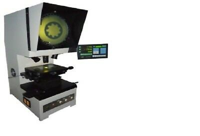 300mm Dia Profile Projector Measurement With Dro 20x Magnification