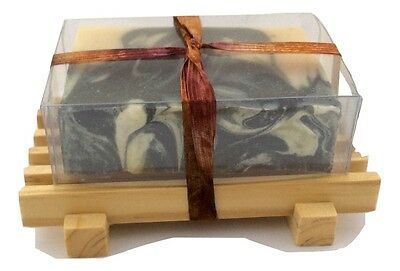 Clear PVC plastic Two Pieces Boxes for Handmade Soaps, Favor bags or for storage (Clear Plastic Bags For Favors)