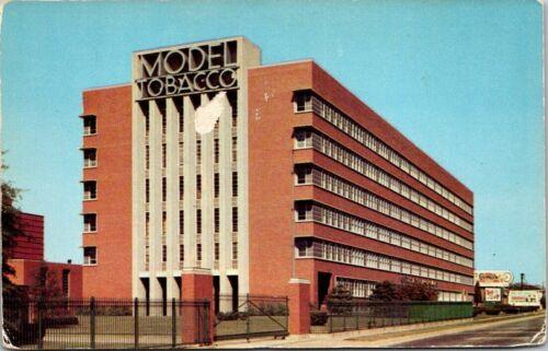 Postcard Tobacco Manufacture