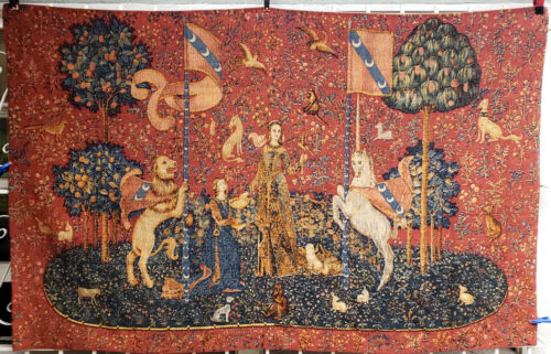 The Lady and Unicorn Tapestry