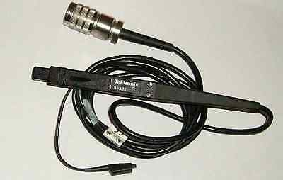 100 Test Tektronix A6302 Acdc Current Probe - 50 Mhz 20a Cable