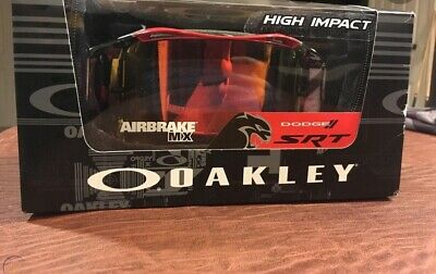 Brand New Limited Edition Dodge SRT Oakley High Impact Anti Fog lens!